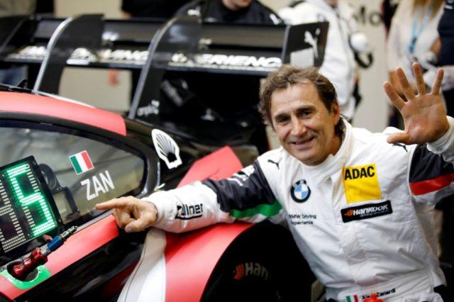 Misano (ITA) 26th August 2018. BMW M Motorsport, DTM, Round 7, Alessandro Zanardi (ITA), BMW M4 DTM, BMW Team RMR © BMW Motorsport