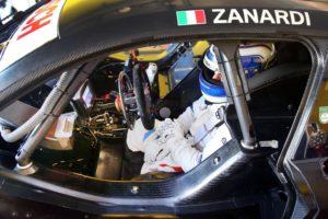 Vallelunga (ITA) Alessandro Zanardi (ITA) BMW M4 DTM Test © BMW AG