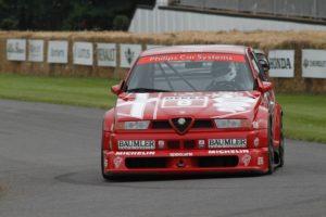 Alfa 155 DTM © Alfa Romeo