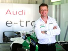 Allan McNish © Audi Communications Motorsport