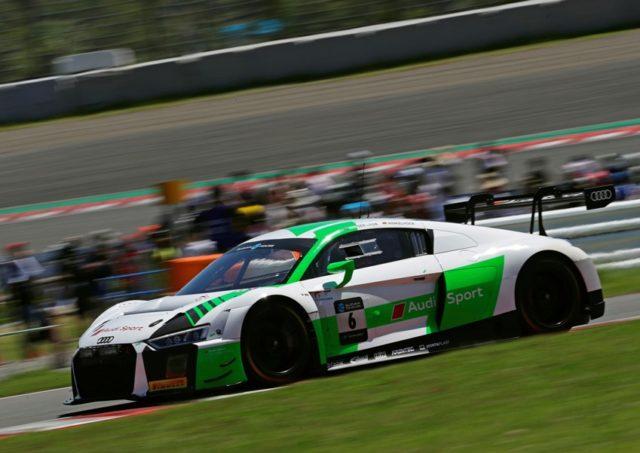 Audi R8 LMS #6 (Audi Sport Team Absolute Racing), Christopher Haase-Kelvin van der Linde-Markus Winkelhock © Ferdi Kräling Motorsport-Bild GmbH