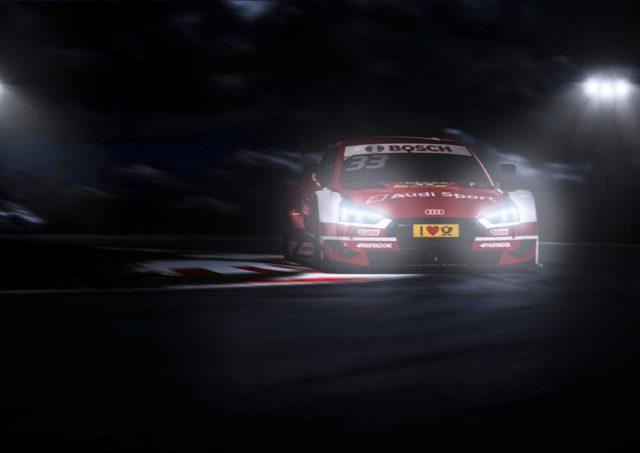 DTM 2018 Audi Sport RS 5 DTM #33 (Audi Sport Team Rosberg), René Rast Misano 2018 © Audi Communications Motorsport