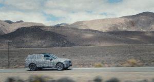 BMW X7 Erlkönig Erprobung des neuen BMW X7 © BMW AG