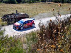Citroen bei der Rallye Deutschland 2018 © Citroen