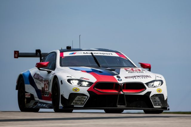IMSA Connor de Phillippi (USA), No 25, BMW Team RLL, BMW M8 GTE © BMW Motorsport