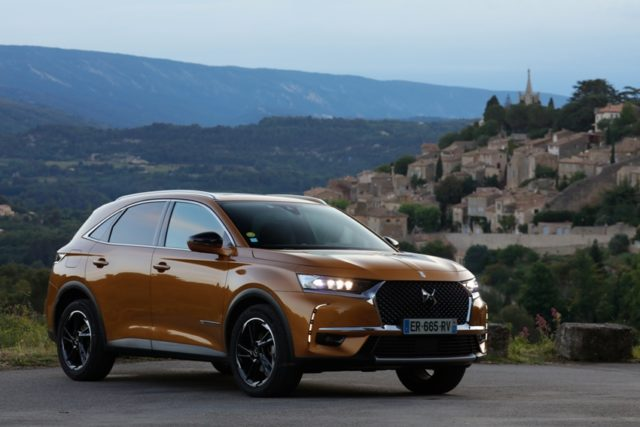DS7 Crossback 2018 © DS Automobiles