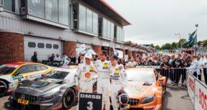 DTM, 2018, Brands Hatch. Mercedes-AMG Motorsport DTM Team, DTM, Daniel Juncadella, Mercedes-AMG C 63 DTM © Mercedes AMG Motorsport