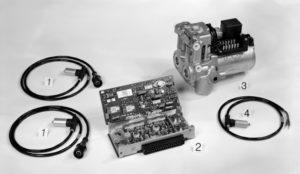 Das gemeinsam von Mercedes-Benz und Bosch entwickelte und 1978 vorgestellte Anti-Blockier-System (ABS) © Daimler AG
