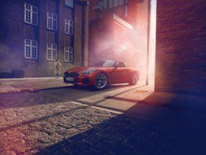 Der neue BMW Z4 Roadster © BMW AG