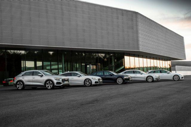 Die neue Oberklasse von Audi © Audi AG
