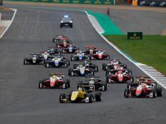 F3 EM Silverstone Rennen 1 © F3 EM