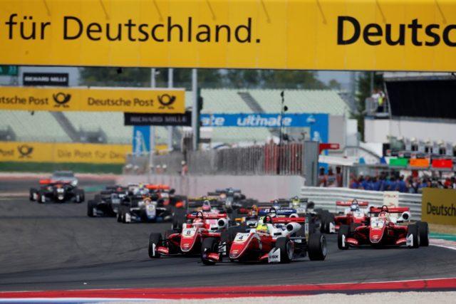 Formel 3 Misano Rennen 1 © F3 EM