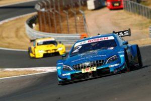 Gary Paffett, Mercedes-AMG C 63 DTM DTM Zandvoort Circuit 2018 © DTM