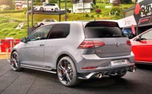 Volkswagen Golf GTI TCR Concept © Volkswagen AG