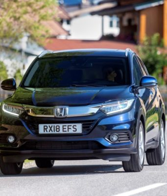 Honda HR-V Facelift 2018 © Honda