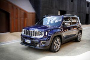 eep Renegade Modelljahr 2019 © Jeep