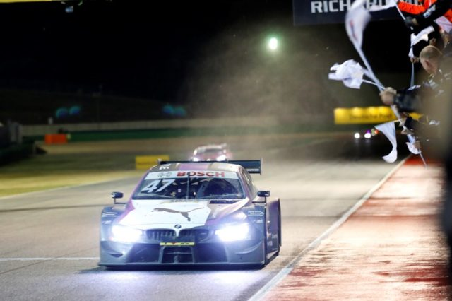 Joel Eriksson (SWE), BMW M4 DTM, BMW Team RBM Misano © BMW Motorsport