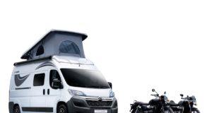 Caravan Salon 2018 Citroen stellt den Jumper für Motorrad-Fans vor © Citroen