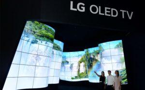 LG OLED Canyon © LG