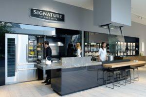 LG Signature Küchen Suite © LG