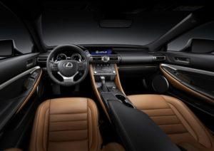 Lexus RC 300 Innenraum © Lexus