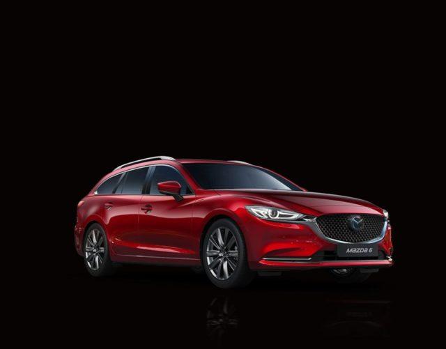 Mazda6 Signature Sondermodell © Mazda