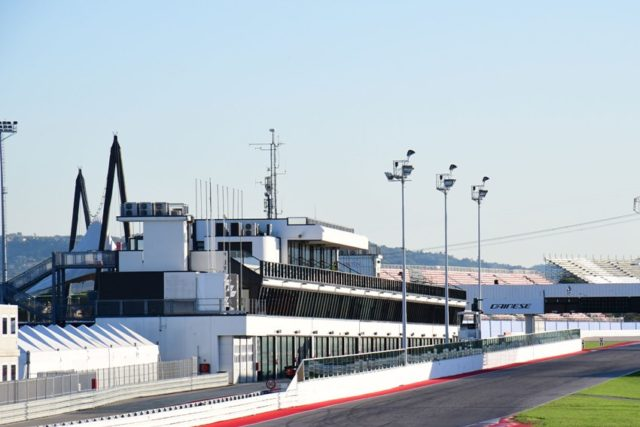 Misano World Circuit Marco Simoncelli © DTM