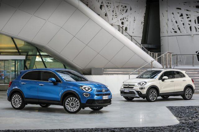 Neuer Fiat 500X © Fiat