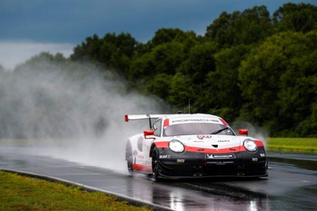 Porsche 911 RSR (911), Porsche GT Team Patrick Pilet, Nick Tandy Virginia © Porsche