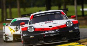 IMSA Porsche 911 RSR (912), Porsche GT Team Earl Bamber, Laurens Vanthoor Virginia © Porche Motorsport