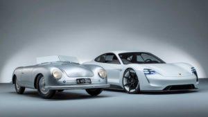 "Porsche feiert ""70 Jahre Porsche Sportwagen"" © Porsche"