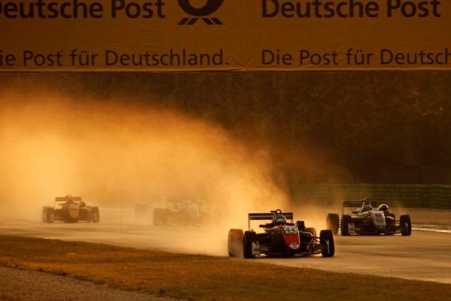 Formel 3 EM Misano (ITA) Regen Qualifying in Misano © F3 EM