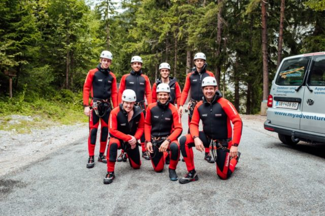 Schladming, DTM, Mercedes-AMG Motorsport DTM Team, Fitness Camp © Daimler AG