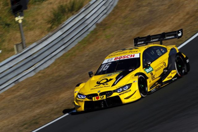 Timo Glock (GER) DEUTSCHE POST BMW M4 DTM © BMW Motorsport