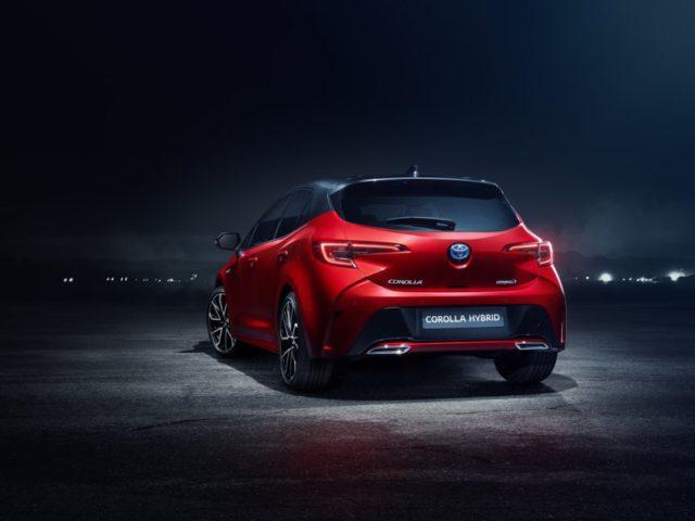 Toyota Corolla Hybrid © Toyota