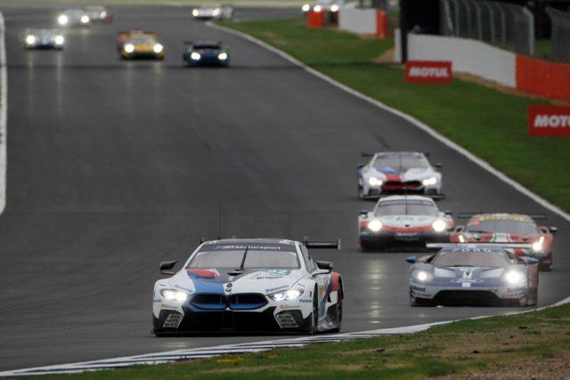 WEC Augusto Farfus (BRA) and Antonio Felix da Costa (PRT) BMW M8 GTE © BMW Motorsport