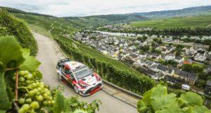 WRC Rallye Deutschland Toyota Gazoo Racing © Toyota