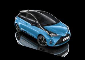 Toyota Yaris Hybrid © Toyota