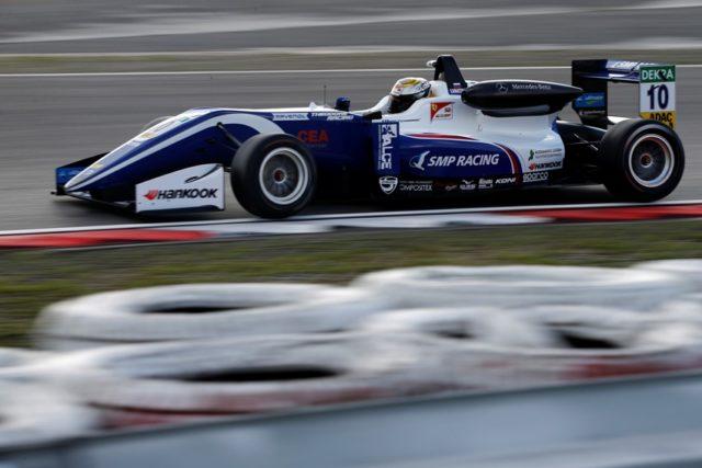 10 Robert Shvartzman (RUS, PREMA Theodore Racing, Dallara F317 – Mercedes-Benz © F3 EM