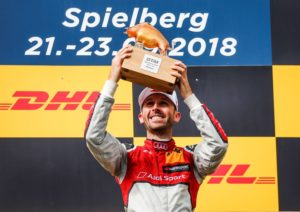DTM Spielberg 2018  #33 René Rast, Audi RS5 DTM © DTM