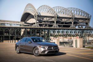 Mercedes neue A-Klasse Limousine © Daimler AG