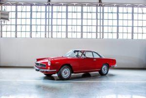 Abarth 2400 Coupe Allemano © Abarth