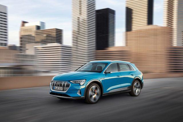 Audi e-tron SUV © Audi AG