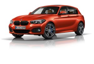 BMW 1er Edition M Sport Shadow © BMW AG