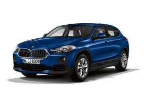 BMW X2 Modell Advantage Plus © BMW AG