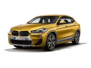 BMW X2 sDrive 20d © BMW AG