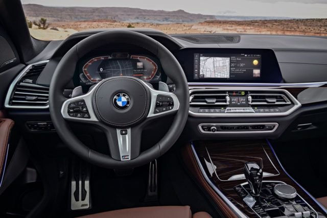 BMW digitales Cockpit © BMW AG