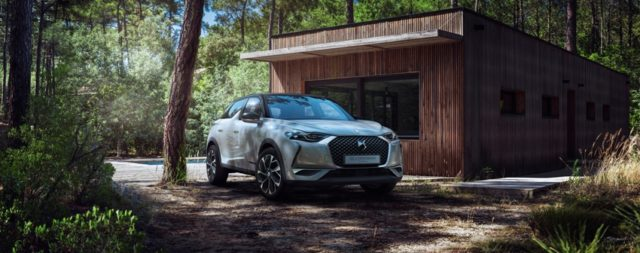 DS3 Crossback © DS Automobiles