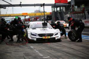 DTM, 2018, Nürburgring. Mercedes-AMG Motorsport DTM Team, DTM, Paul Di Resta, Mercedes-AMG C 63 DTM © Mercedes AMG Motorsport