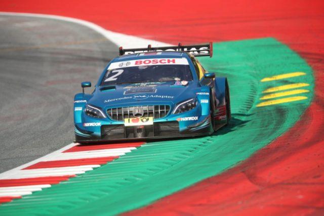 DTM, 2018, Spielberg. Mercedes-AMG Motorsport DTM Team, DTM, Gary Paffett, Mercedes-AMG C 63 DTM © Mercedes AMG Motorsport